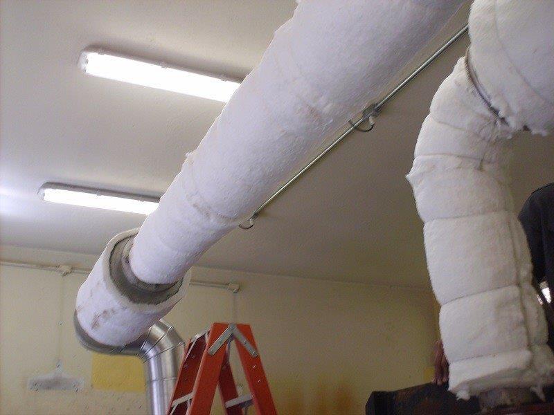 Isolamento t rmico com fibra cer mica va isolamento t rmico for Isolamento termico alta temperatura
