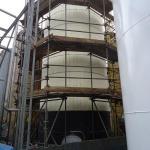 Isolamento térmico com espuma de poliuretano