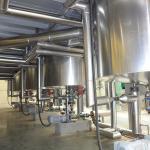 Isolamento térmico de reatores