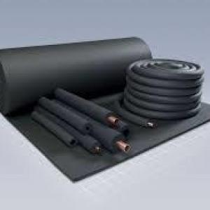 Isolamento para tubulação de ar condicionado