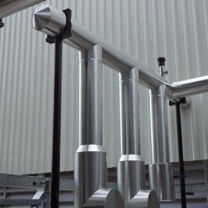 Revestimento térmico para tubos em SP